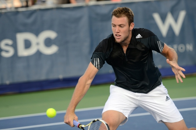 Jack Sock (Photo: Chris Levy @Tennis_Shots for TennisEastCoast.com)