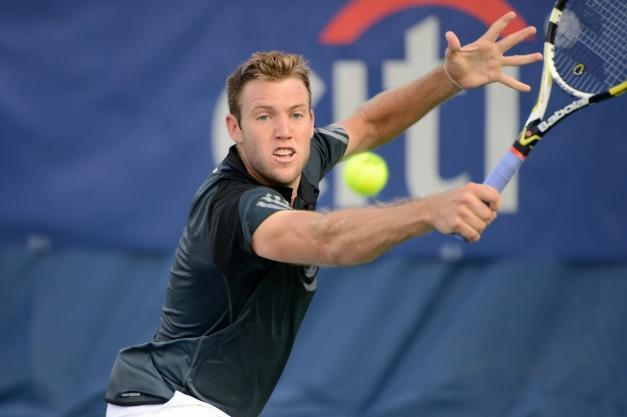 Jack Sock (Photo: Chris Levy @Tennis_Shots for TennisEastCoast.com)