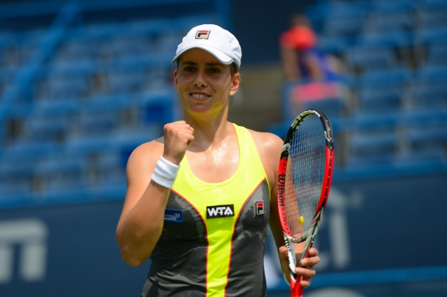 Marina Erakovic (Photo: Chris Levy @Tennis_Shots for TennisEastCoast.com)