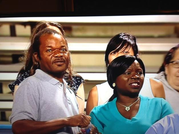 Tiafoe's Parents