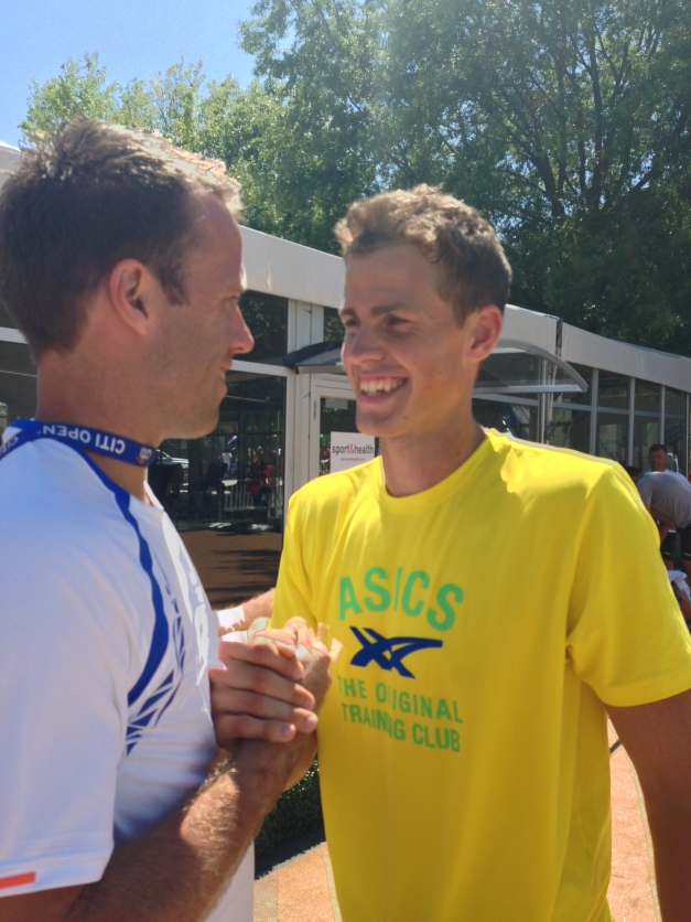 Vasek Pospisil (Photo: S. Fogleman, TennisEastCoast.com)