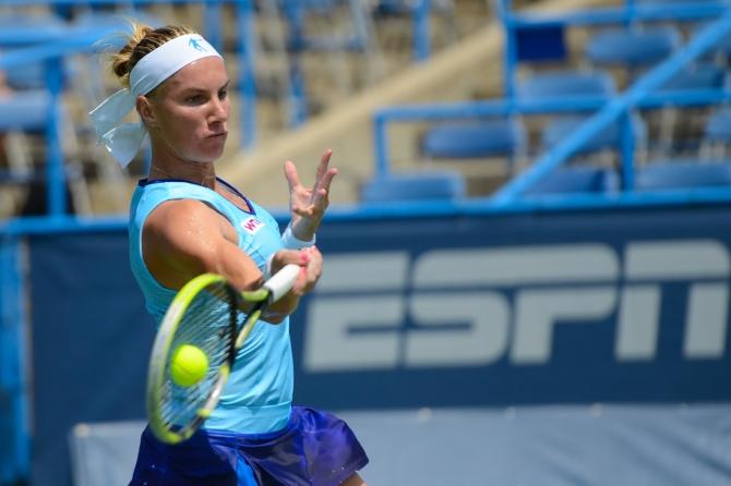 Svetlana Kuznetsova  (Photo: Chris Levy @Tennis_Shots for TennisEastCoast.com)