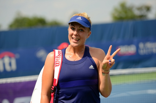 Anastasia Pavlyuchenkova (Photo: Chris Levy @Tennis_Shots for TennisEastCoast.com)