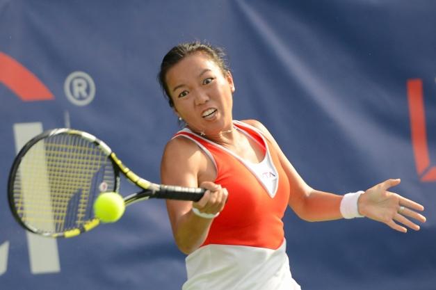 Vania King (Photo:Chris Levy @Tennis_Shots for TennisEastCoast.com)