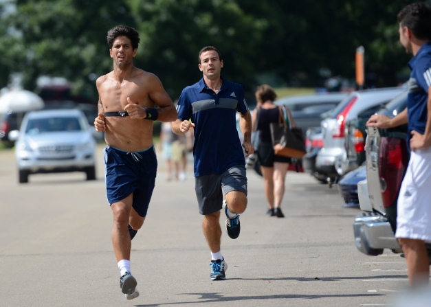 Fernando Verdasco Cincy