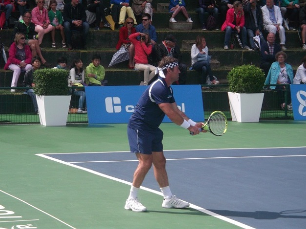 Pat Cash Optima Open 2014
