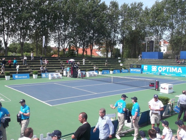 Recapping Thursday action in Knokke-Heist