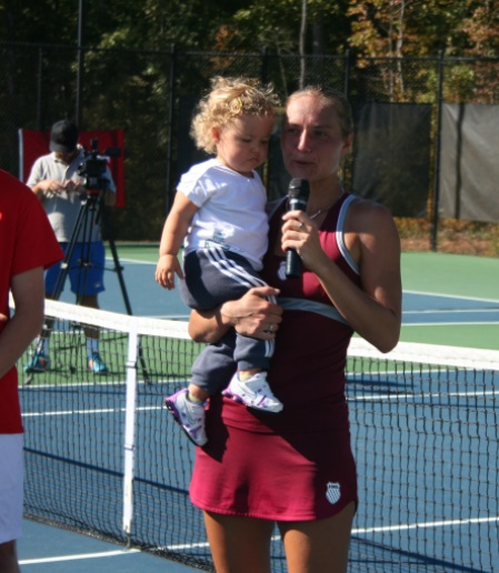Bondarenko & Daughter (Photo: Rick Limpert)