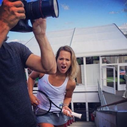 WTA Professional Conny Perrin
