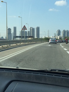 On the Road in Israel