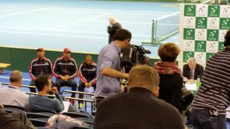 The Bryans, Isner and Young make up team USA