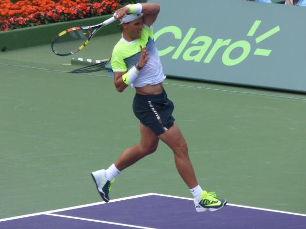 Rafael Nadal 2015 Miami Open