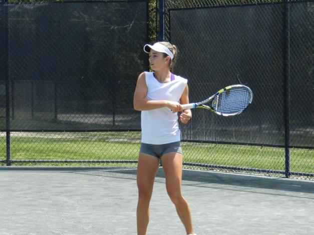 CiCi Bellis (Photo: Steve Fogleman/Tennis Atlantic)