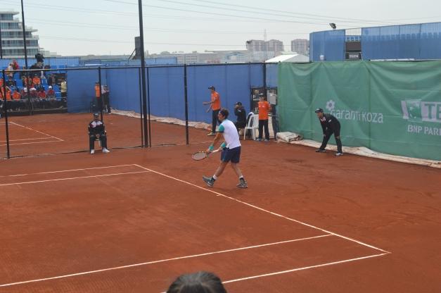 Thanasi Kokkinakis 2015 ATP Istanbul
