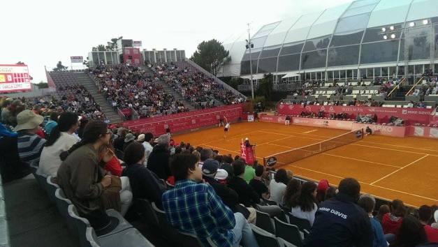 Gasquet won a thriller in a 3rd set TB (photo credit: Manuel Traquete)