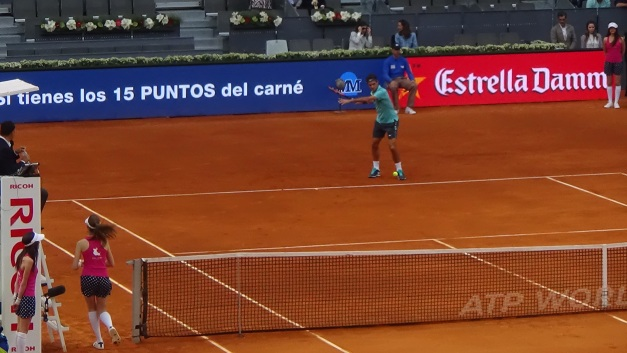Federer (Photo: Niall Clarke)