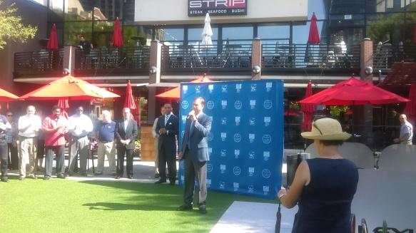 Tournament Director Eddie Gonzalez talks about the 2015 Open