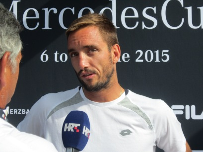 Troicki started strong (photo credit: Andreas Thiele)