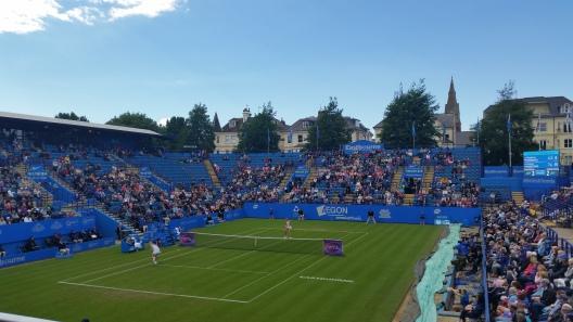 Kuznetsova Rybarikova 2015 WTA Eastbourne (Elliot Cornish)