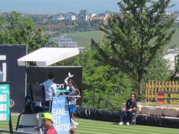 Dustin Brown ATP Stuttgart 2015 (Andreas Thiele)