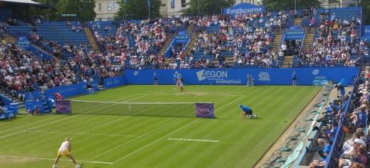 Wozniacki vs Gajdosova 2015 WTA Eastbourne (Elliot Cornish)