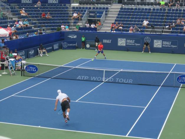 Kudla advances over Harrison