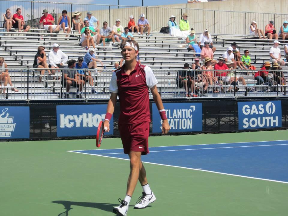 Jared Donaldson ATP Atlanta Qualifying 2015
