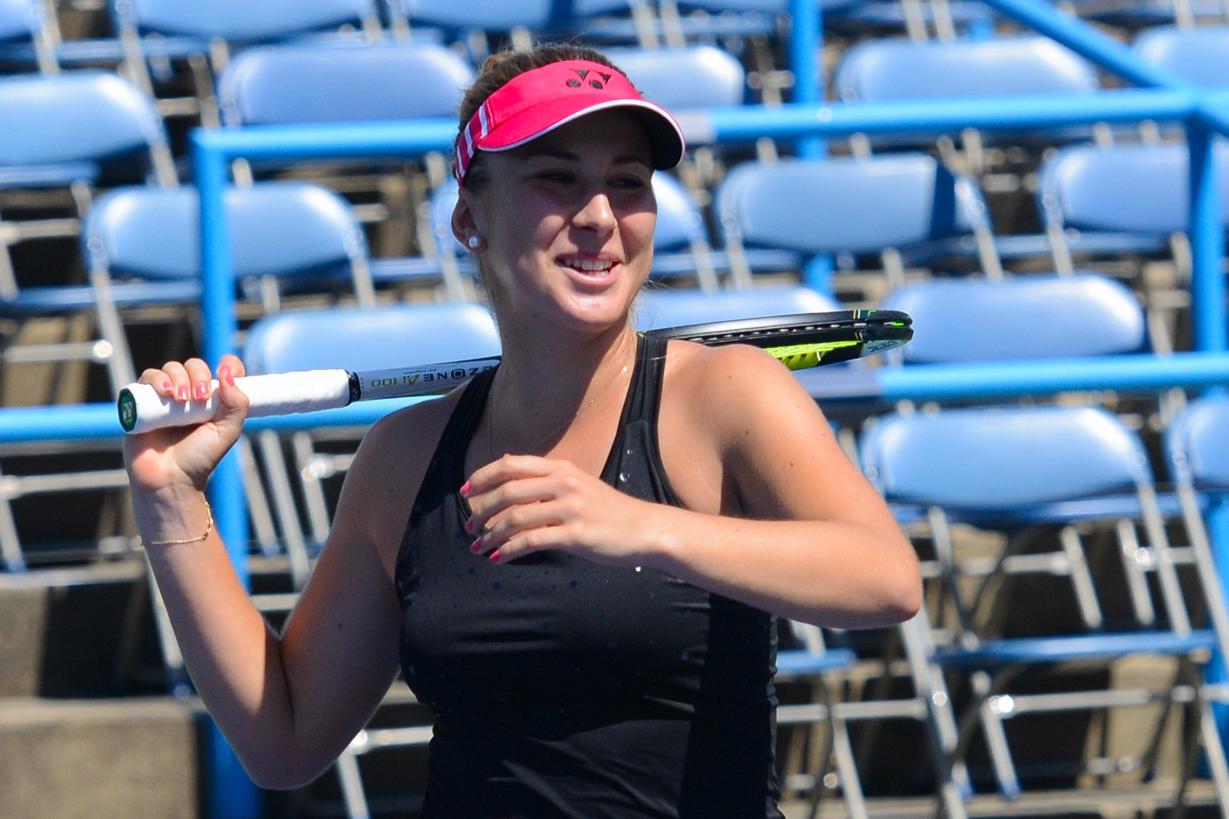 Belinda Bencic (Photo: Chris Levy @Tennis_Shots)