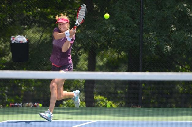 Kate Makarova (Photo: Chris Levy @Tennis_Shots)