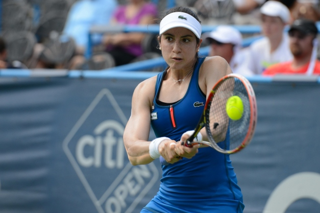 Christina McHale (Photo: Chris Levy @Tennis_Shots