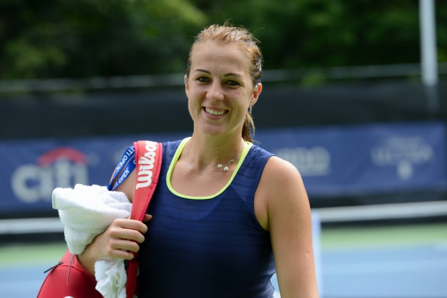 Anastasia Pavlyuchenkova (Photo: Christopher Levy @Tennis_Shots)