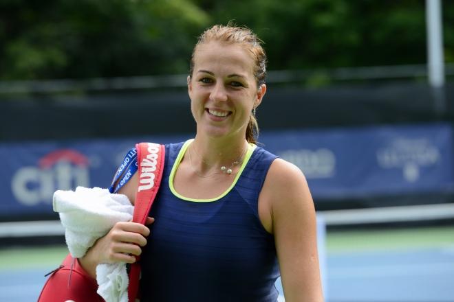 Anastasia Pavlyuchenkova (Photo: Christopher Levy @Tennis_Shots)