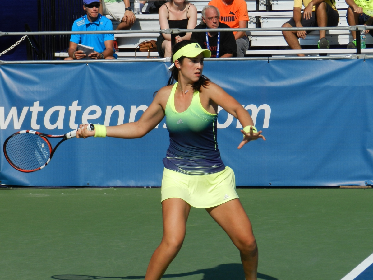 Massive Win For Teen Phenom & @CitiOpen Quarterfinalist @Louisa_Chirico; Our 1-on-1