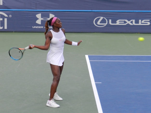 Sloane Stephens, Washington