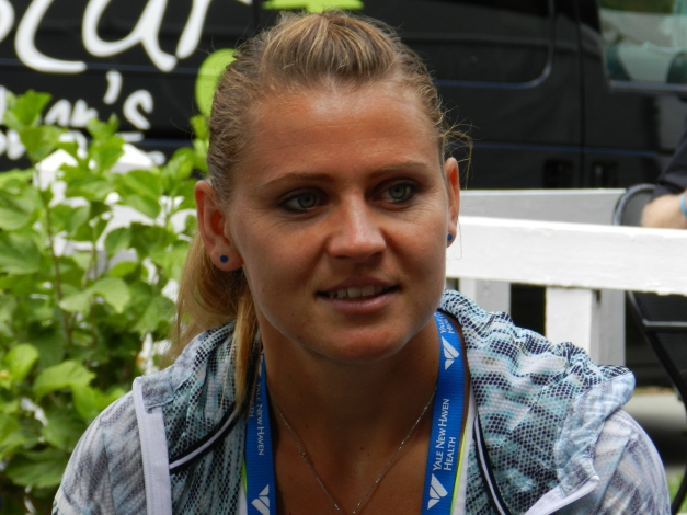 Lucie Safarova, 2015 New Haven