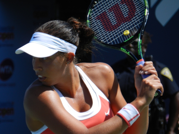 Madison Keys, New Haven