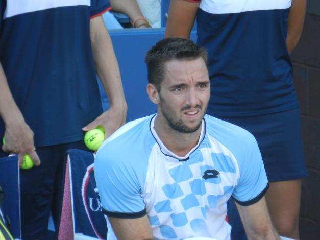 Viktor Troicki 2015 US Open