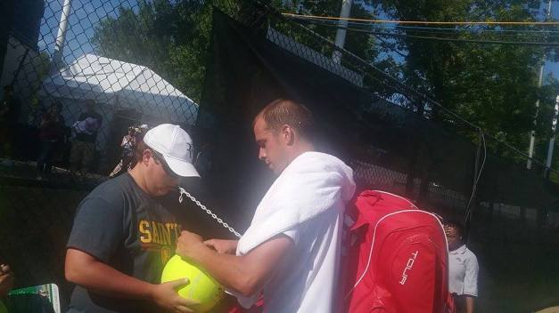 Gilles Muller 2016 Citi Open