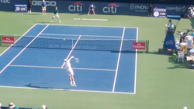 Johnson vs. Harrison 2016 Citi Open