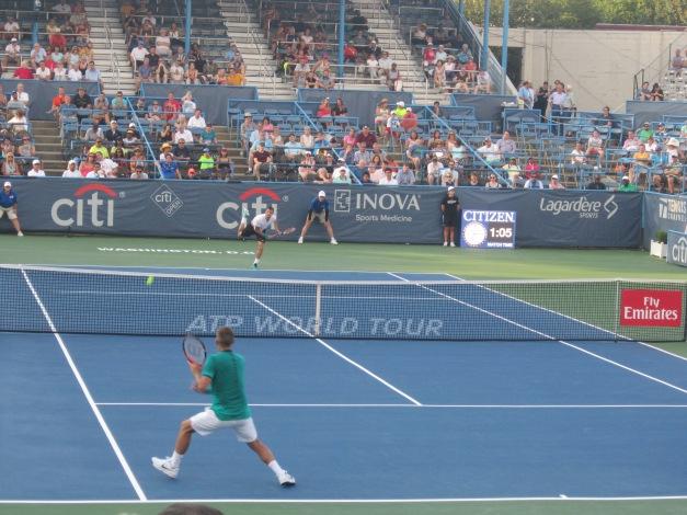 Evans vs. Dimitrov Citi Open 2016 (2)