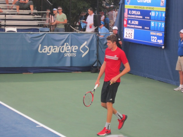 Reilly Opelka 2016 Citi Open