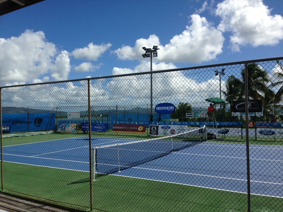 Many Miles from Melbourne, Future Stars on Display @ITFProCircuit Martinique