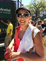 Anastasia Rodionova, Charleston 2017 (TennisAtlantic.com)