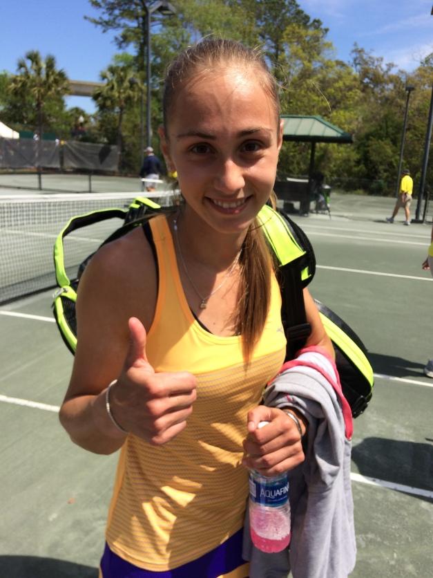 Aleksandra Krunic (TennisAtlantic.com)