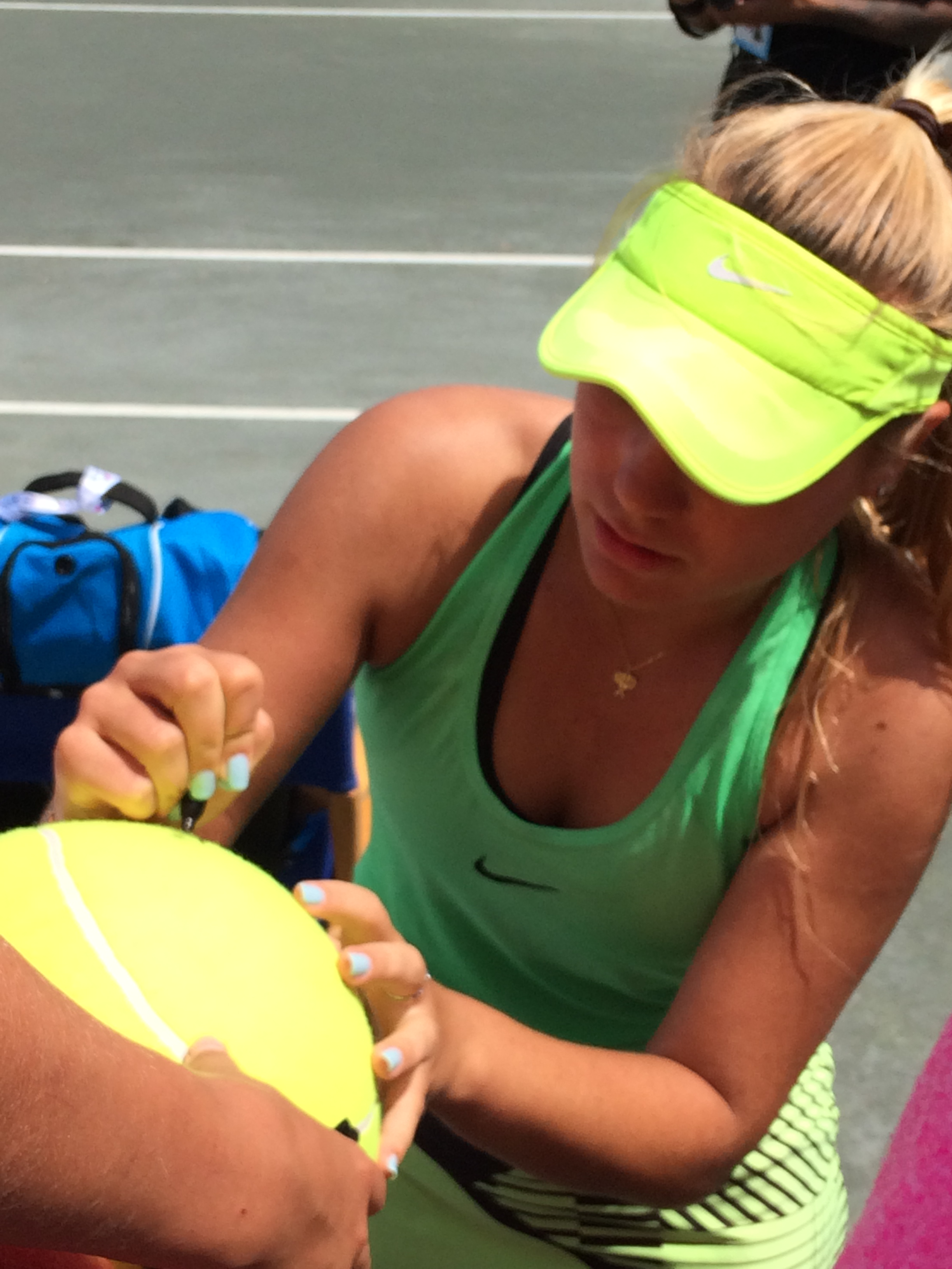 Sofia Kenin 2017 (TennisAtlantic.com)