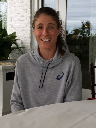 Jo Konta (Tennis Atlantic)