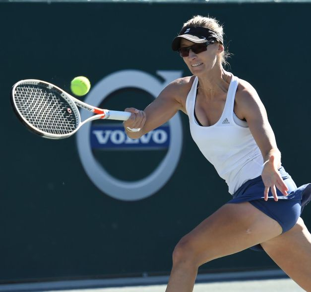 Mirjana Lucic-Baroni (Photo: Tony Callaio)