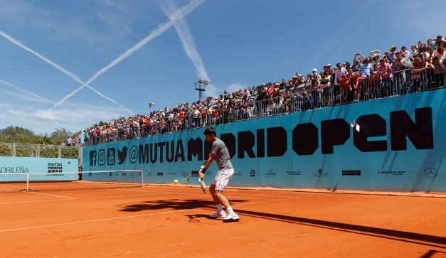 MUTUA MADRID OPEN 2017