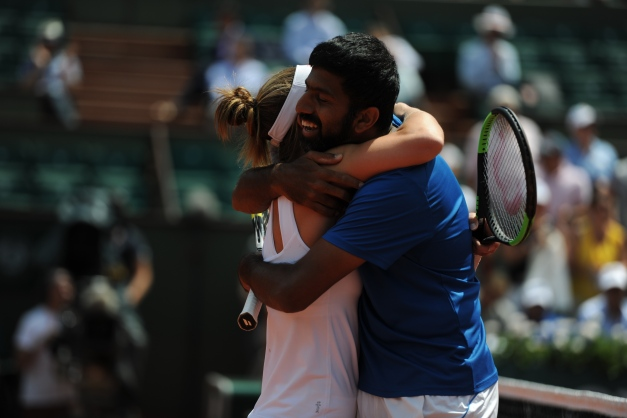 Gabriela Dabrowski and Rohan Bopanna