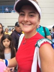 Bianca Andreescu, 2017 Citi Open (Photo: Tennis Atlantic)